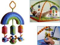 Развиваем малышей игрушками