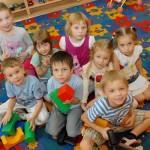 Первые дни в детском саду