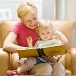 Как приучить малыша к чтению