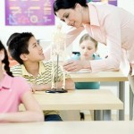 Воспитание ребенка в школе