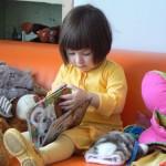 Подготовим малыша к детскому садику