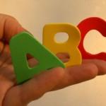 Как выучить с ребёнком буквы?