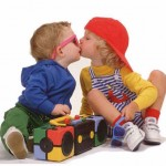 Ребенок и первая влюбленность