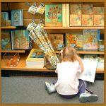 Роль книг в развитии маленького ребенка