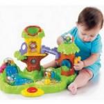 Развивающие игры для детей с рождения