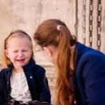 Детская истерика и как её избежать