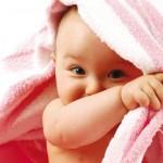 Правила гигиены детей до года