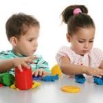 Развивающие игры с ребенком трех лет