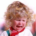 Капризы и истерики у детей