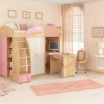 Оборудование детской комнаты