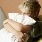 Почему развиваются детские страхи
