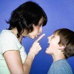 Воспитывая детей, будьте доброжелательны
