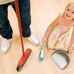 Приучение ребенка к труду в семье