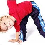 Здоровый ребёнок - спортивный ребёнок